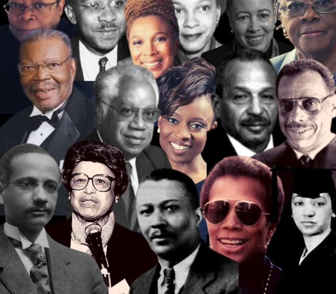 Black Pioneers in Mental Health